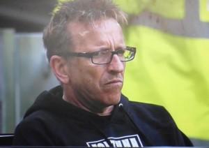 Norbert Meier ist nicht mehr Trainer von Fortuna Düsseldorf (Foto: Screenshot Sky)
