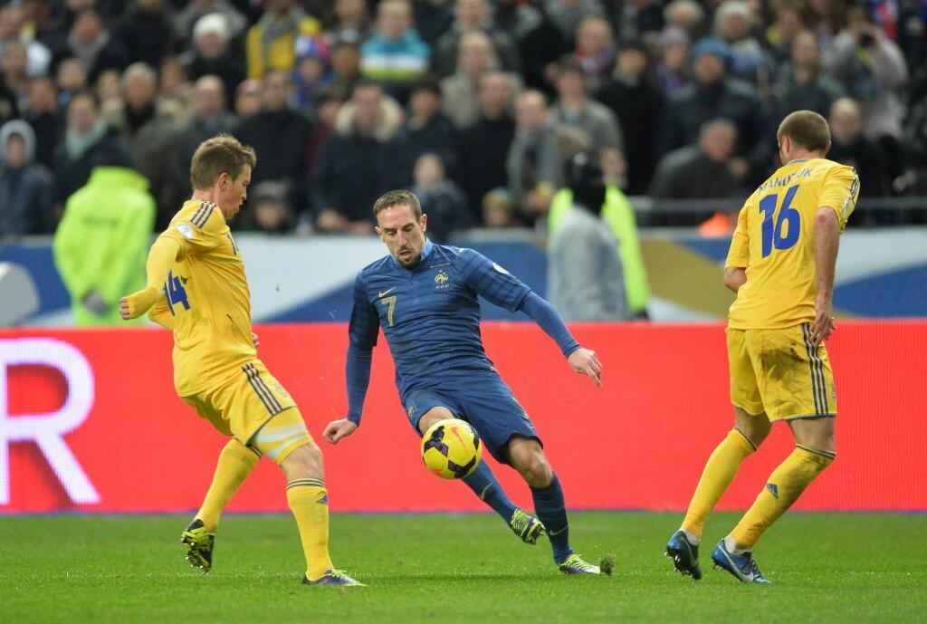 Franck Ribéry fällt gegen Dortmund aus! (Foto: twitter)