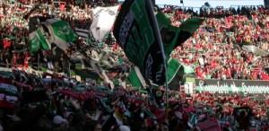 Hannovers Fans warten auf den neuen Trainer (Foto:  Klicker  / pixelio.de)
