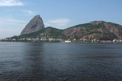 Auch in Rio de Janeiro (hier: Blick auf den Zuckerhut/Foto: Dieter Hopf  / pixelio.de) werden Proteste erwartet!