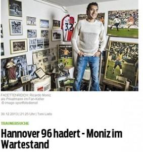 Neue Presse Hannover berichtet exklusiv! (Foto: Screenshot Neue Presse Hannover)