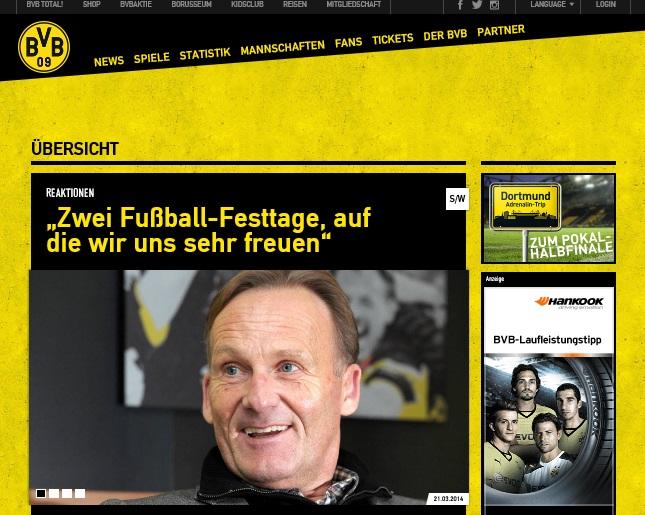 Borussia Dortmund: Wiedersehen mit Real Madrid (Foto: Screenshot)