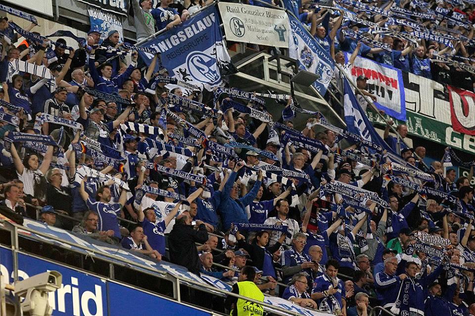 Schalkes Fans sorgten für tolle Unterstützung (Foto: www.facebook.com/S04)
