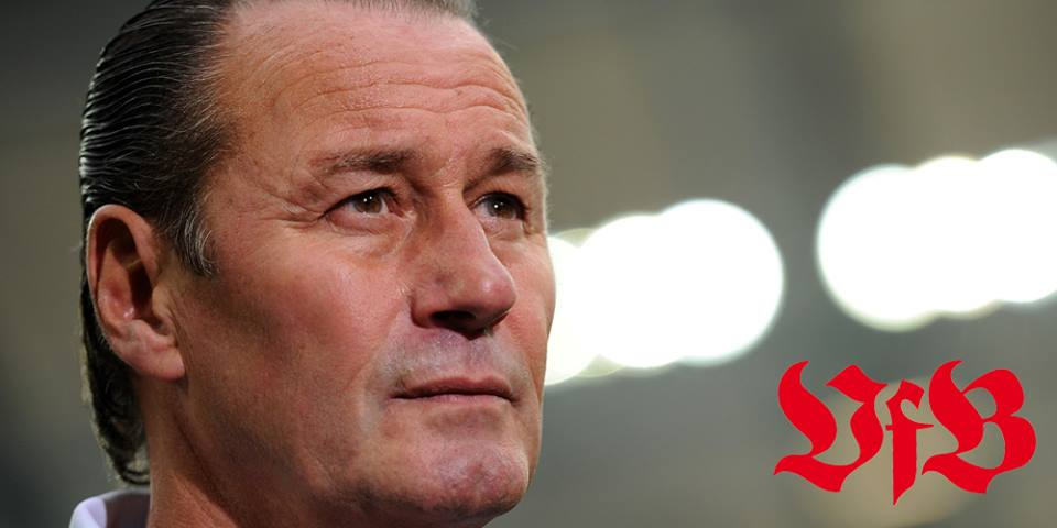 Huub Stevens wird neuer Cheftrainer beim VfB Stuttgart (Foto: www.facebook.com/VfB)