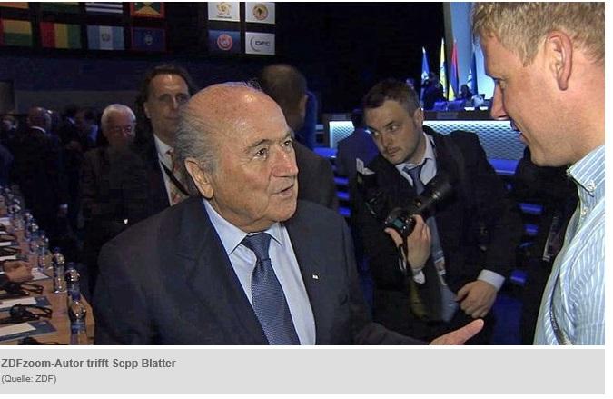 """""""ZDFzoom: Das Fußball-Imperium"""" berichtet über die Geschäfte der FIFA!"""