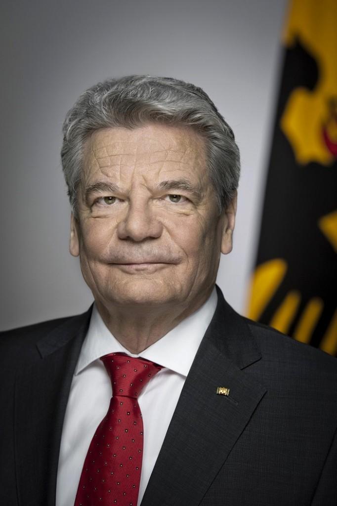 """Bundespräsident Gauck: """"Wir alle sind Weltmeister geworden!"""" (Foto: Presse- und Informationsamt der Bundesregierung)"""