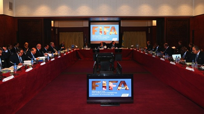Das FIFA Executive Committee tagte in Marrakesch (Foto: FIFA/© Getty Images)